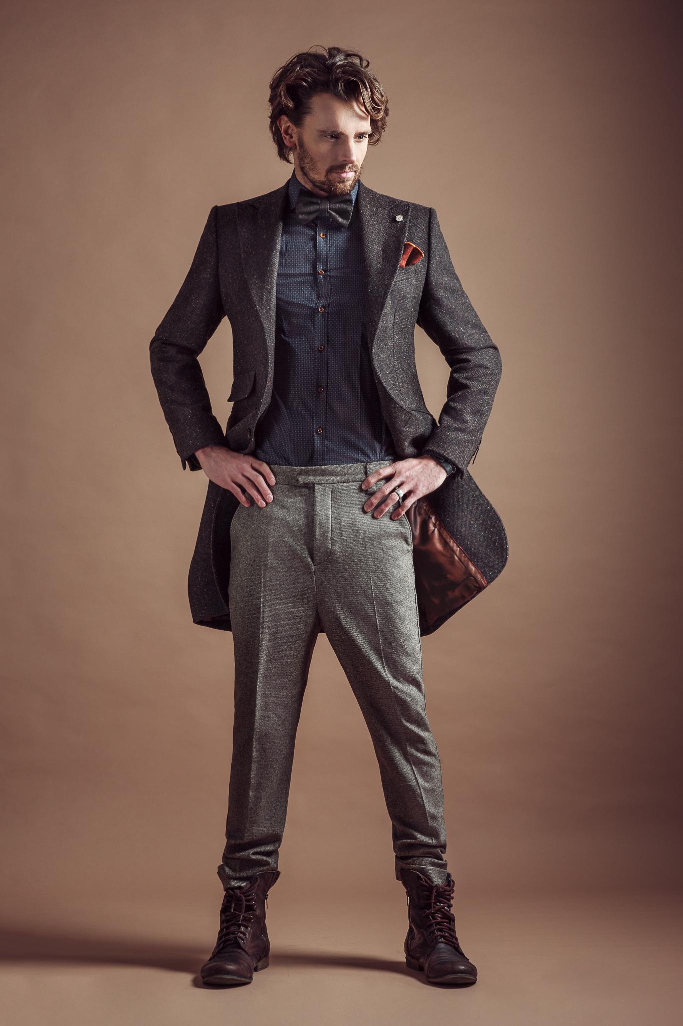 Modeporträtt för Castor Pollux, reklam
