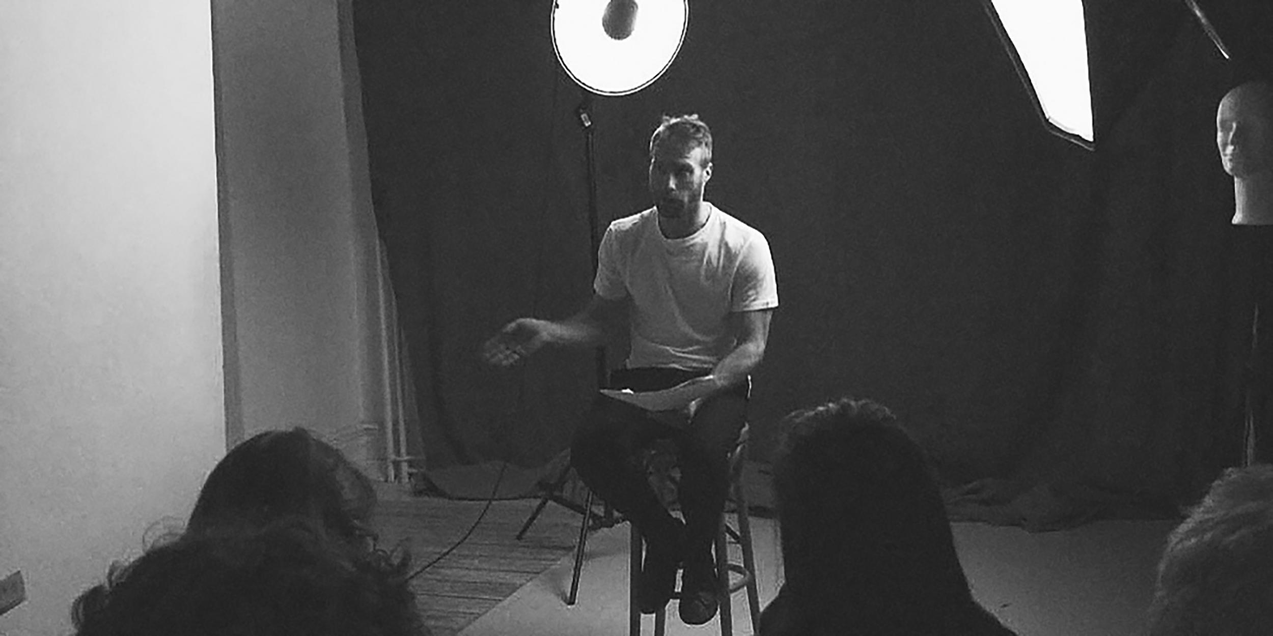 behind the scenes fotokurser