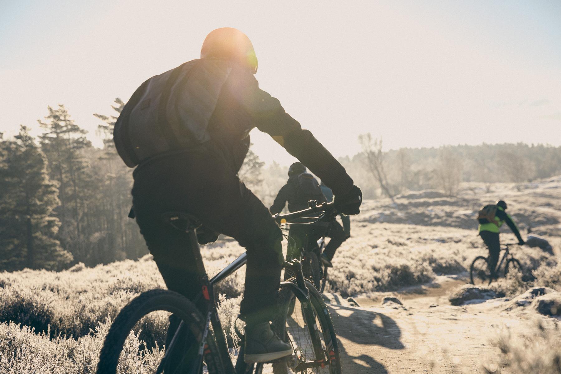Mountainbike, Änggården, lifestyle